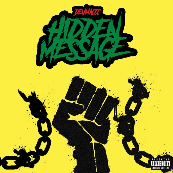 Dev Maccc - Hidden Message (Audio)