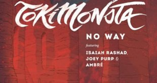 TOKiMONSTA featuring Isaiah Rashad, Joey Purp & Ambré - No Way (Audio)