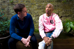 Pharrell Williams Joins Music Tech Company ROLI as Chief Creative Officer