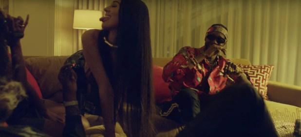 2 Chainz featuring Travis Scott - 4 AM (Video)