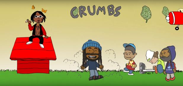 DRAM featuring Playboi Carti - Crumbs (Audio)
