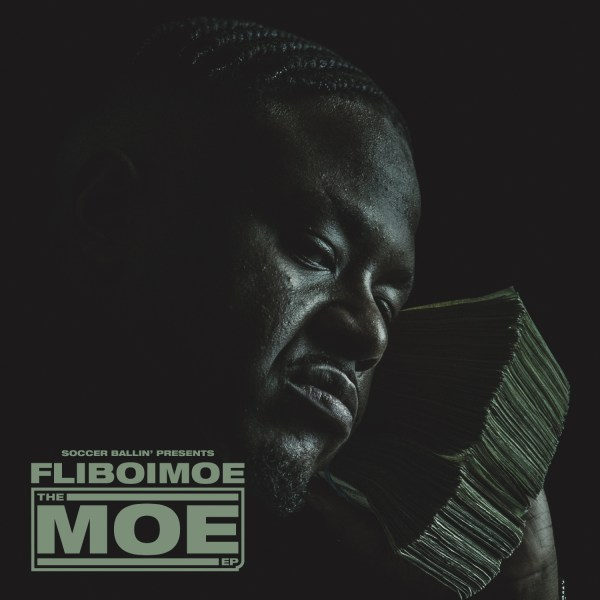 FLIBOIMOE - The MOE EP (Album Stream) front
