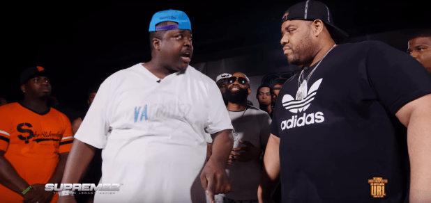 Rap Battle: Charlie Clips vs Ave (Video)