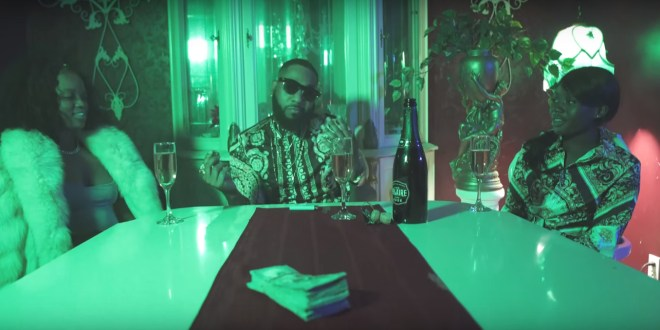 Watch Killeen rapper All Hail Y.T. and 80's Baby's new video for 'Ca$h Rules'