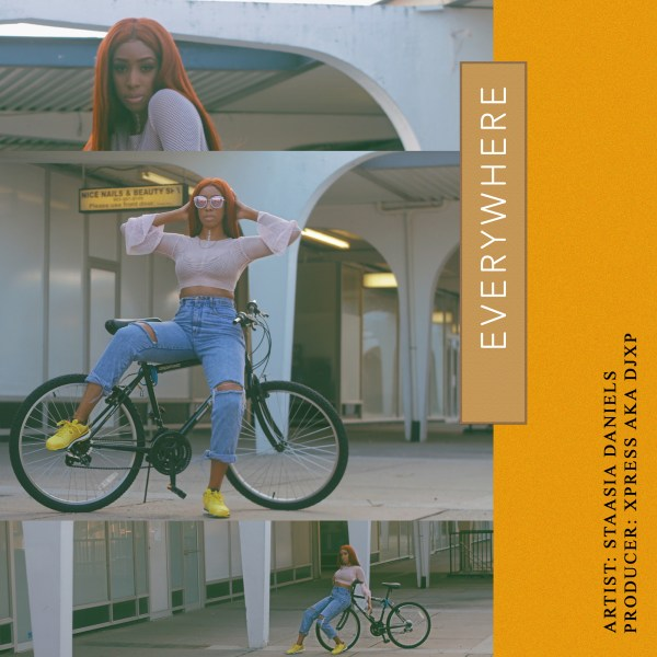Staasia Daniels - Everywhere (Audio)