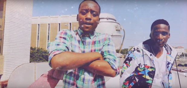 Mark Steele featuring No Malice - Grace of God (Video)