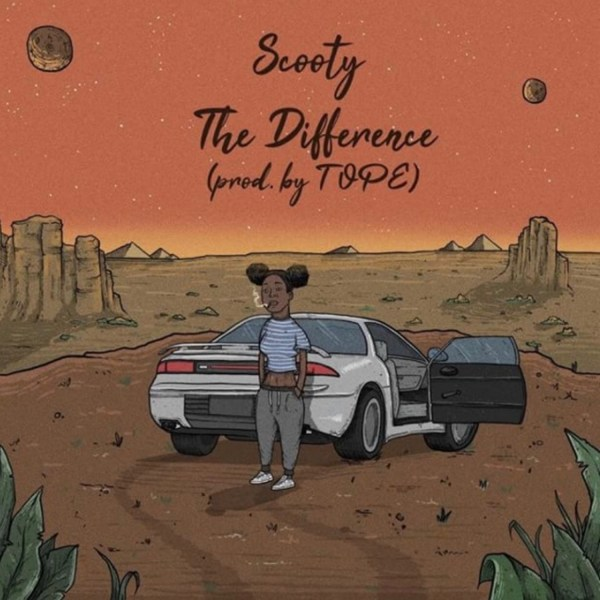 Scooty - The Difference (Audio) Produced by TOPE