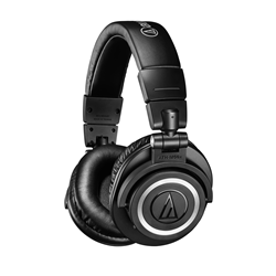 Audio-Technica Introduces Its ATH-M50xBT Wireless Over-Ear Headphones, Adding Bluetooth® Capability to an Industry Standard