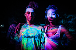 Willow Smith Stars in ZHU – Tame Impala Music Video Features Work by PaintScaping