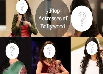 5 Flop Actresses In Bollywood