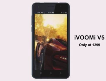 iVOOMi V5 Mobile launched in India