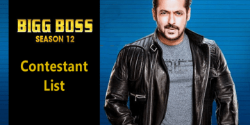 Bigg Boss Season 12 Contestants List with Photos 2018