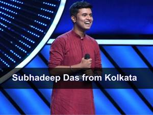 Subhadeep Das Indian Idol