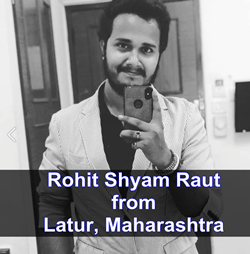 Rohit Shyam Raut
