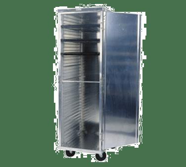 winholt equipment ec1840 ctl bun pan rack cabinet mobile enclosed