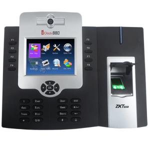 ZKTeco iClock880 Bangladesh, fingerprint scanner for attendance price
