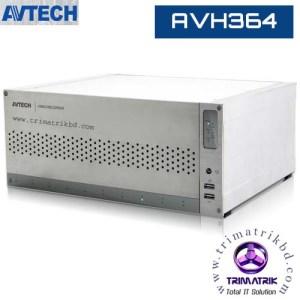 Avtech AVH 364 NVR 64CH Bangladesh Trimatrik