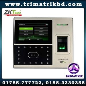 ZKTeco uFace800 Bangladesh, trimatrik, zkteco bd