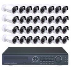 32 CCTV Camera Bangladesh