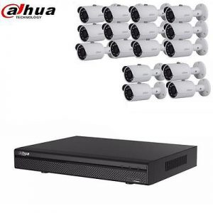 Dahua 16 IP Camera Package
