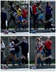 Elite Runner Footstrike