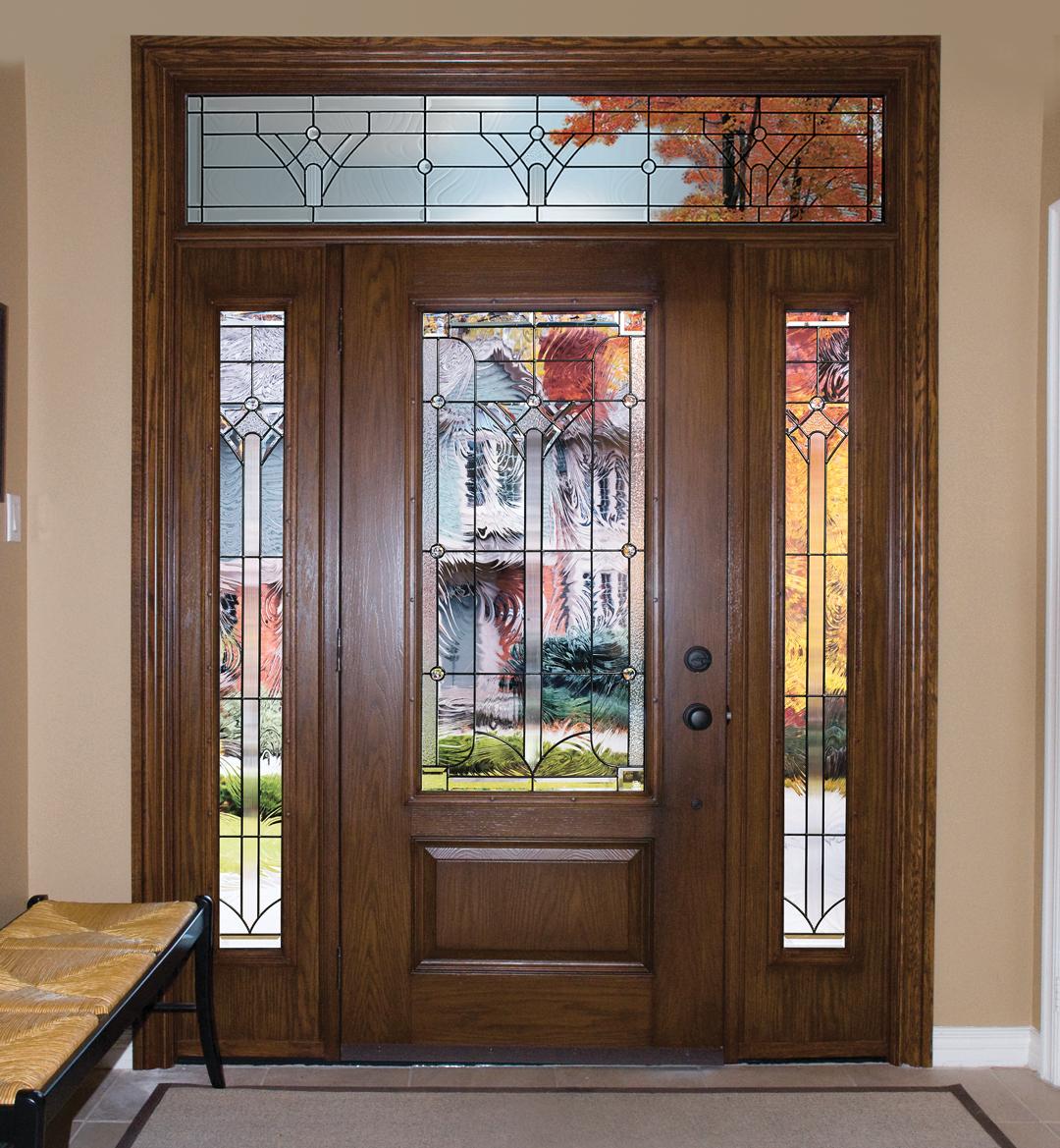 Decorative Doorlites Waterton Trimlite