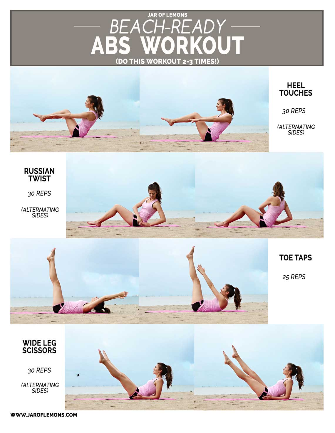 24 Insane Ab Workouts That Will Give You A Flatter Belly