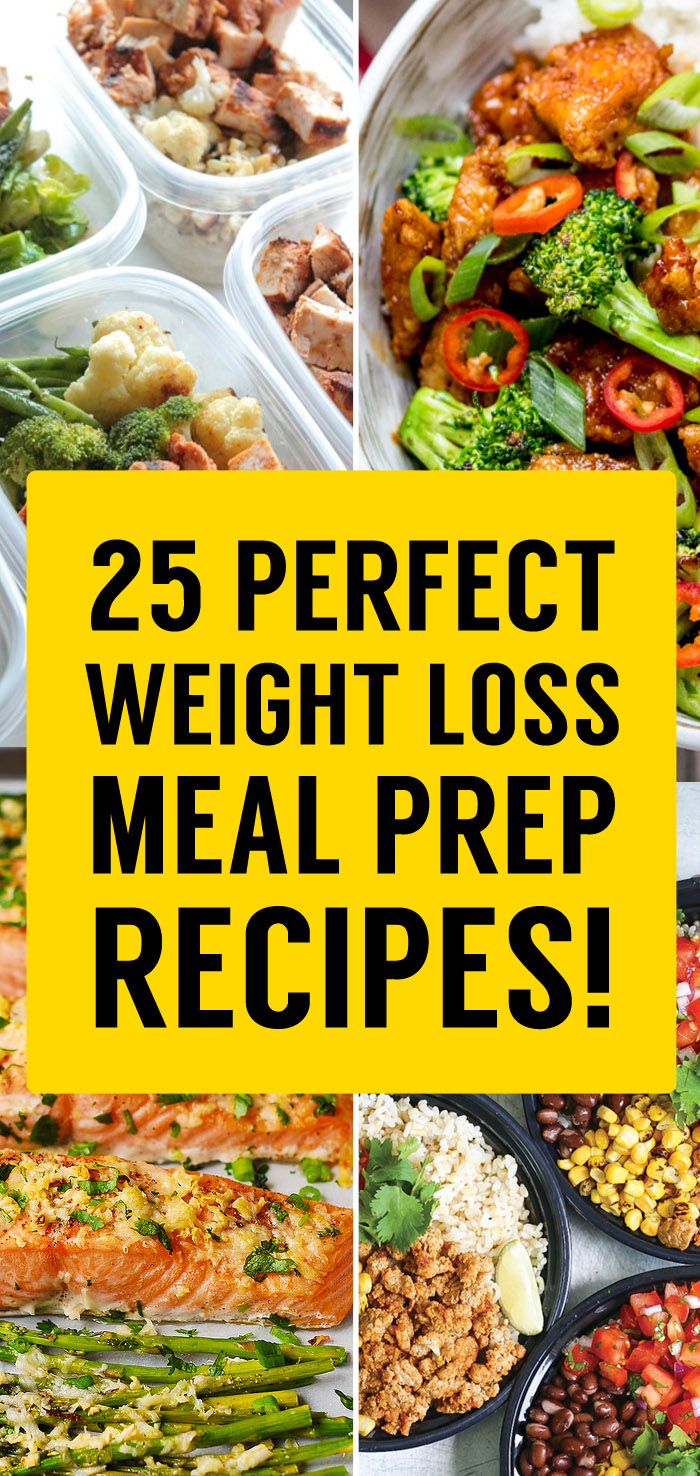 25 Best 'Meal Prep' Recipes That Will Set You Up For ...