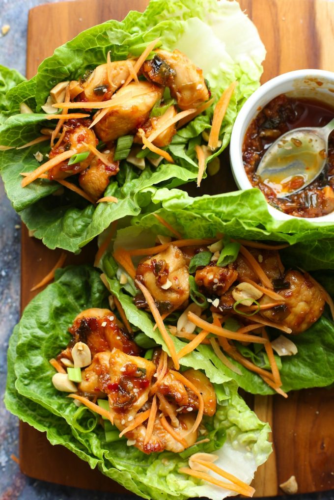 37 Healthy Weight Loss Chicken Recipes That Are Packed ...