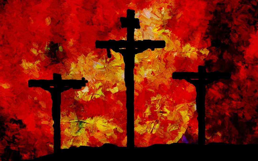 A Look At The Shame Of The Cross