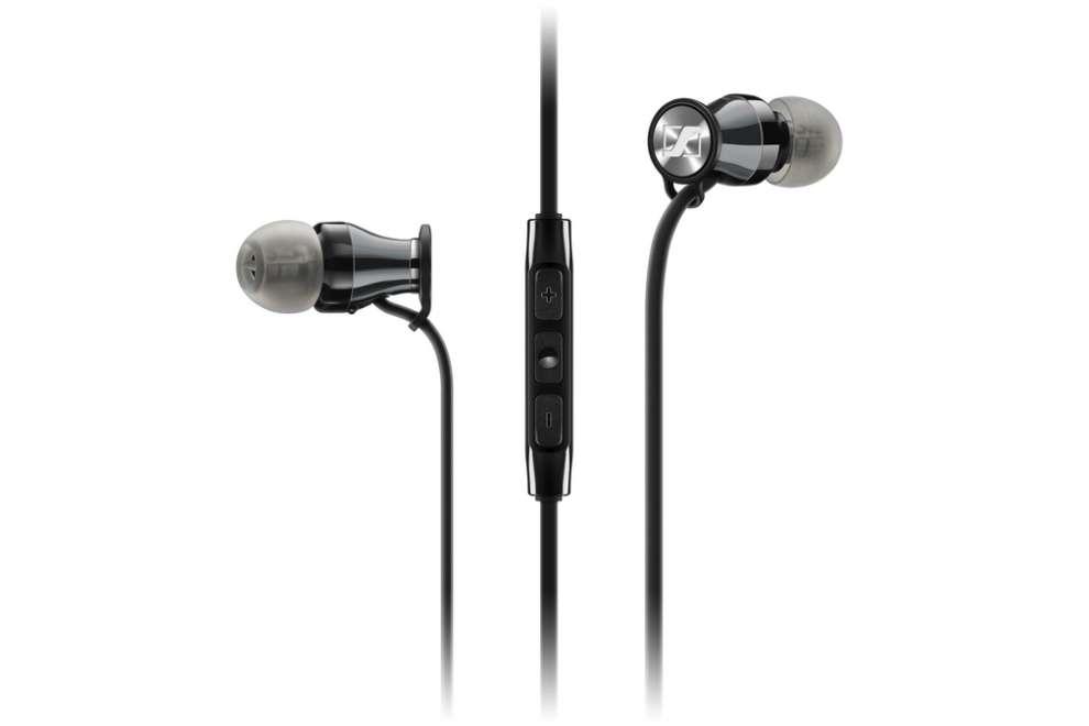 Sennheiser Momentum In-Ear Android, luxusné dynamické In-ear slúchadlá (do uší)