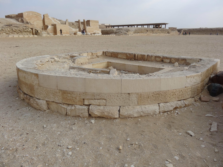 Rediscovering the Healing Temples of Saqqara - Kathy J