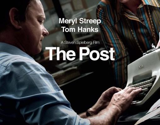 Friday 16th November – The Post