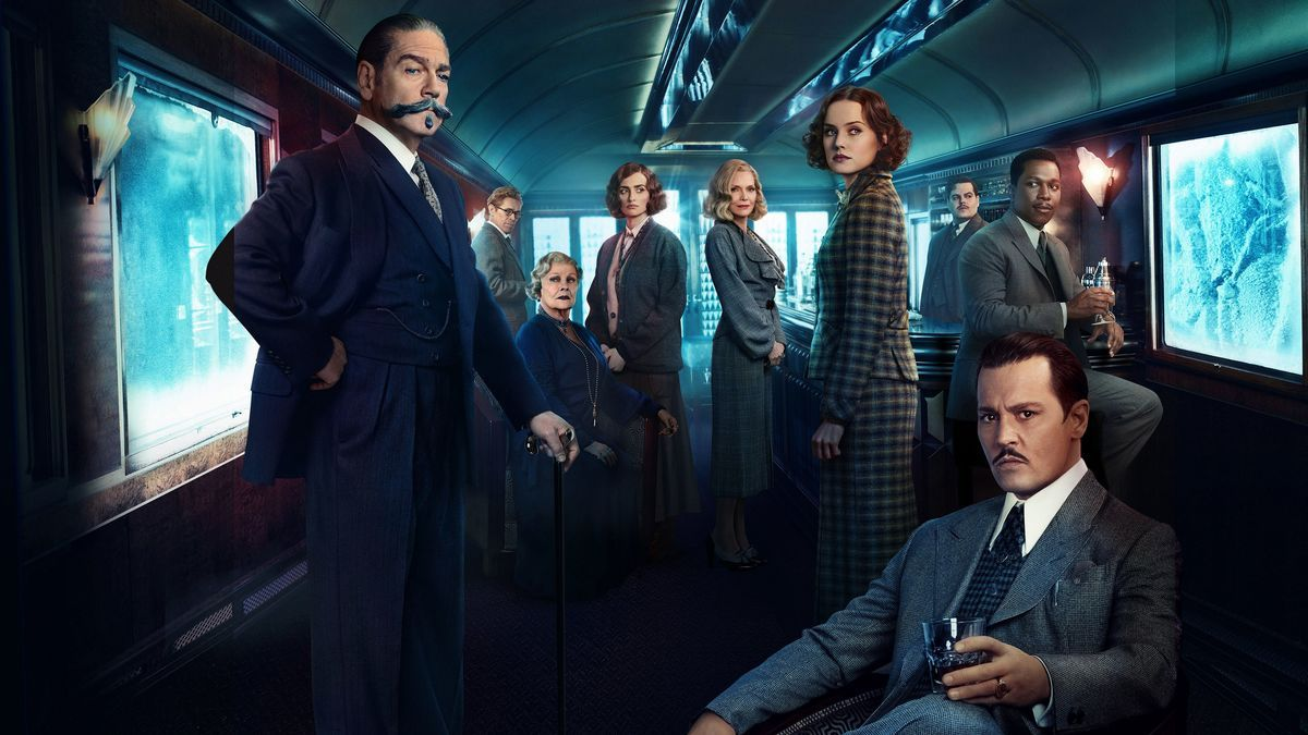 Murder on the Orient Express – Friday 13th April