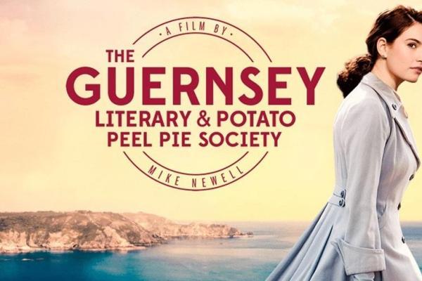 Friday 18th January 2019 – The Guernsey Literary And Potato Peel Pie Society