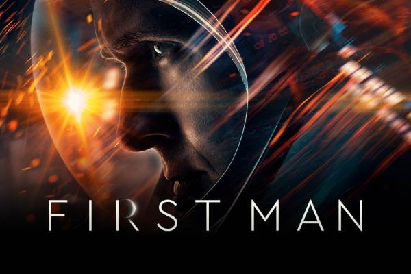 Friday 15th March – First Man