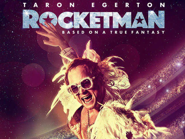 Friday 15th November – Rocketman