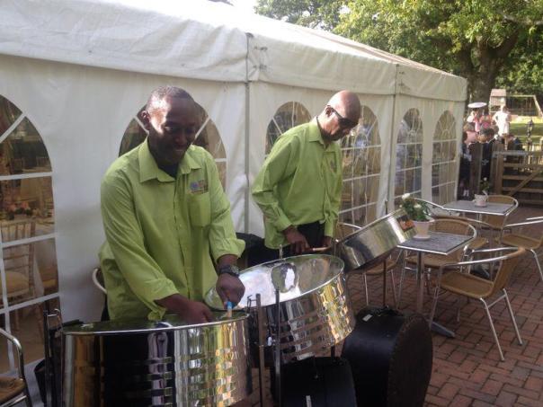 Caribbean Steel Pan Band Hire
