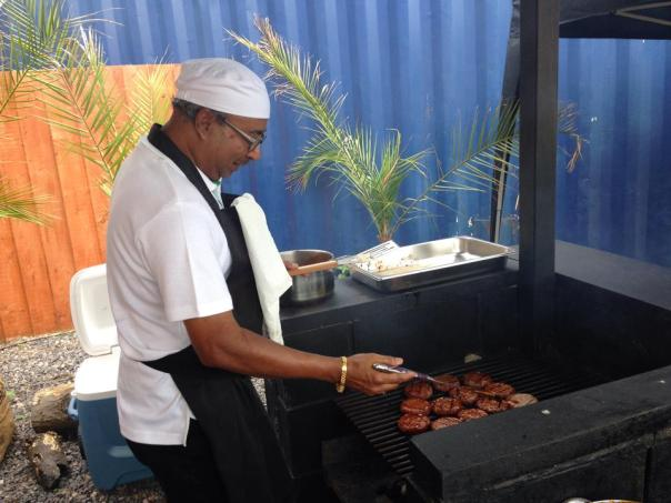 Business BBQ Catering
