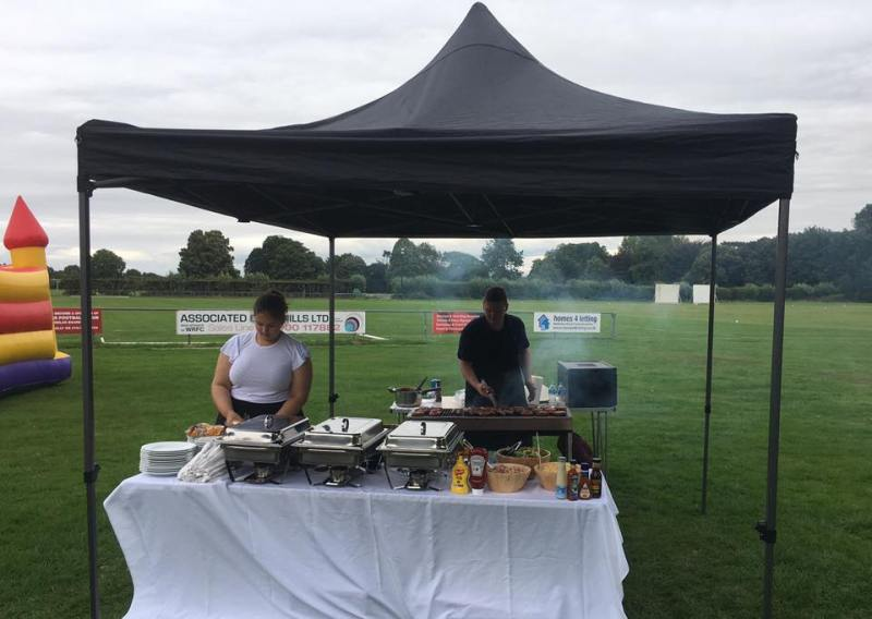 BBQ Catering in Hertfordshire for a Party