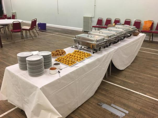 Party Catering in South London