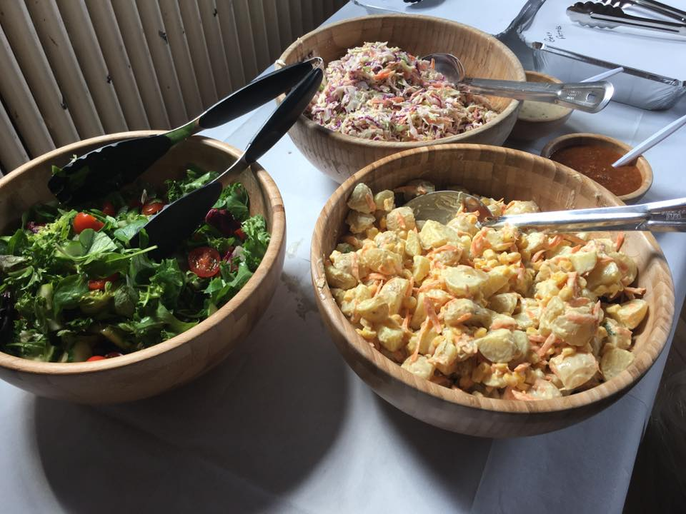Salads for a Event we Catered