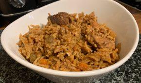 Trinidad Pelau Recipe