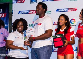 Sportsmax, DirecTV & Heineken's FIFA 16 Tournament Report
