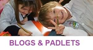 Blogs & Padlets