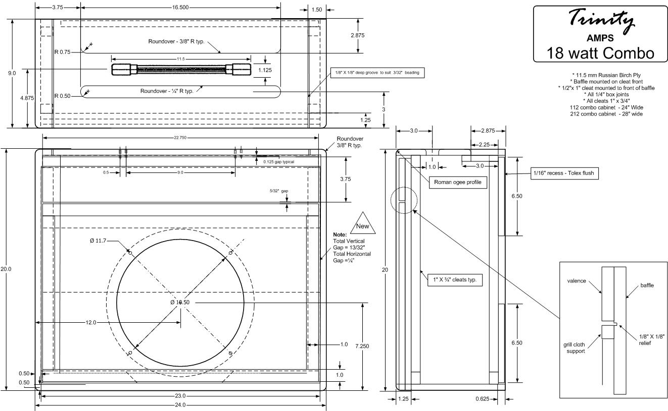 guitar cabinet plans   Nrtradiant.com