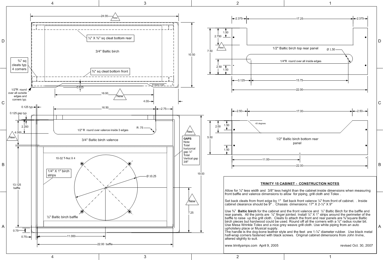 guitar cabinet plans | Centerfordemocracy.org