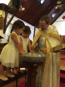 Baptism Moore