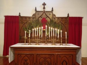 Holy Week (Tenebrae on Tuesday) ...