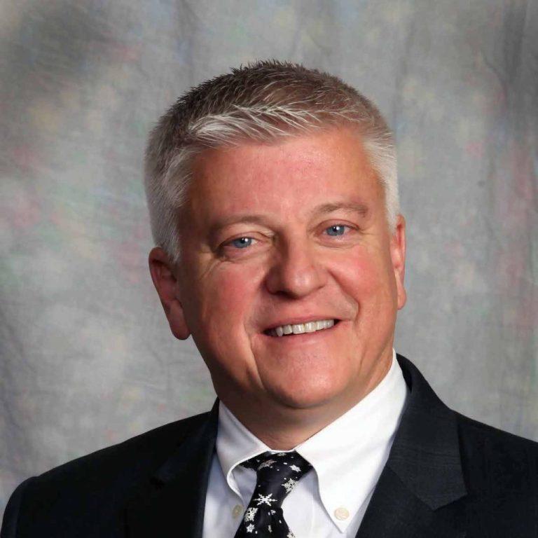 Pastor Dave Hatcher of Trinity Church in Kirkland